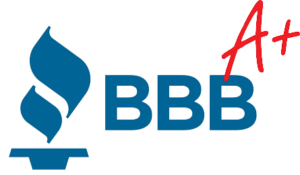 Better Business Bureau- A-Plus-Rating